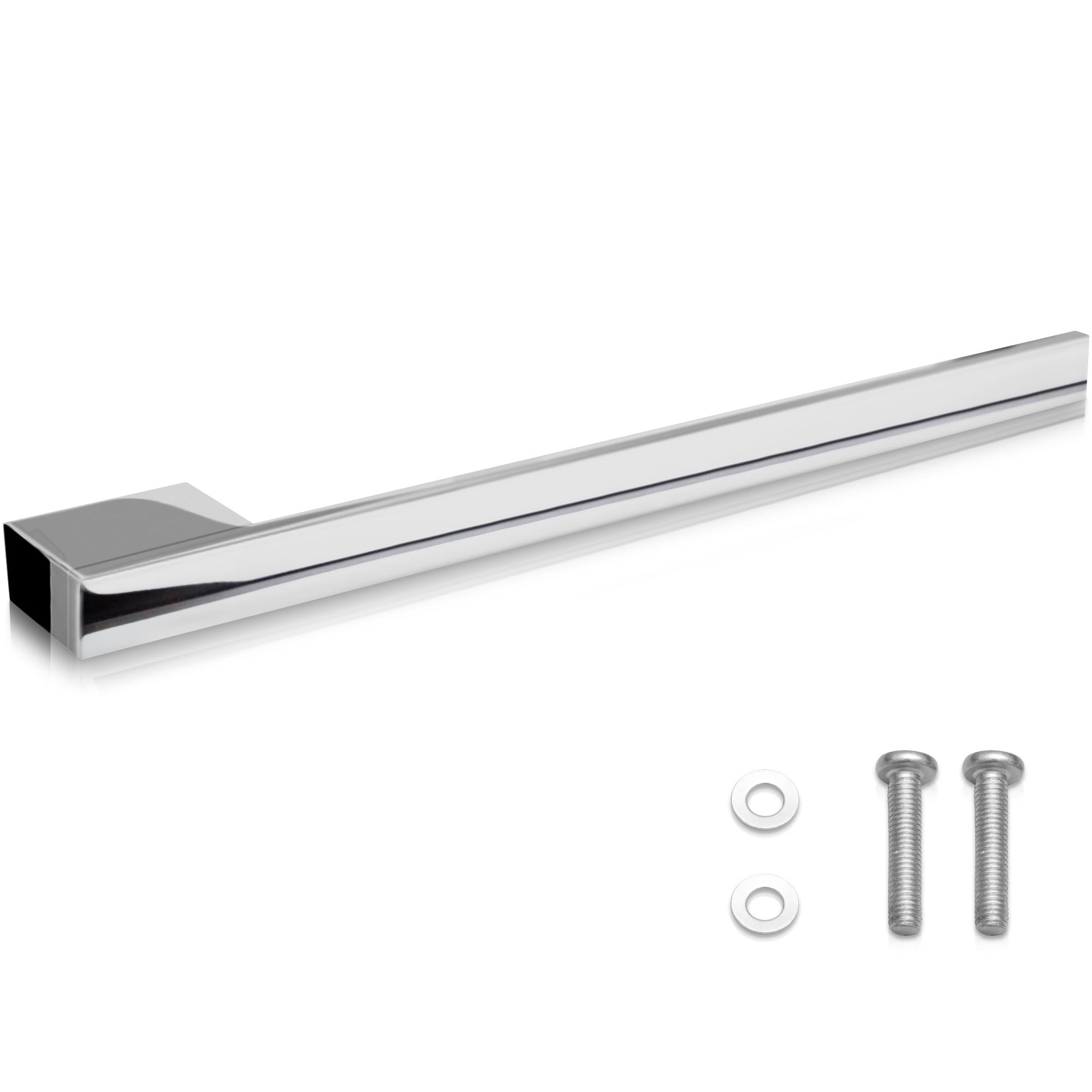 noveo Design Handtuchhalter Bad chrom 40 cm Noveo